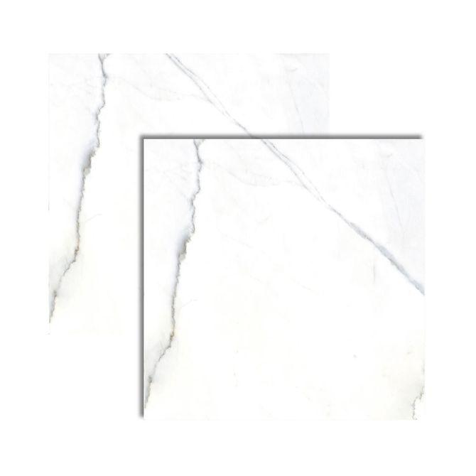 Porcelanato-Calacata-Ice-Polido-Retificado-84x84cm---Delta