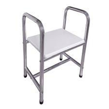 Cadeira-de-Banho-Aluminio-Polido-56x72x38cm---24614---Sicmol