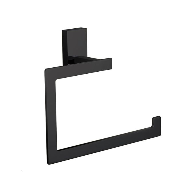 Porta-Toalha-de-Rosto-Black-Matte---V-2684-H---Jiwi