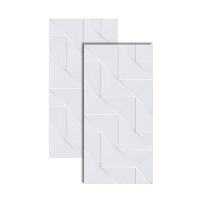 Porcelanato-Origami-Bianco-Retificado-45x90cm---Biancogres